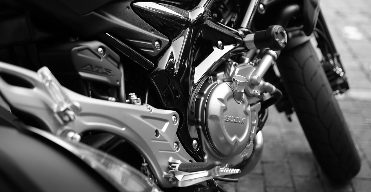 destresser à moto