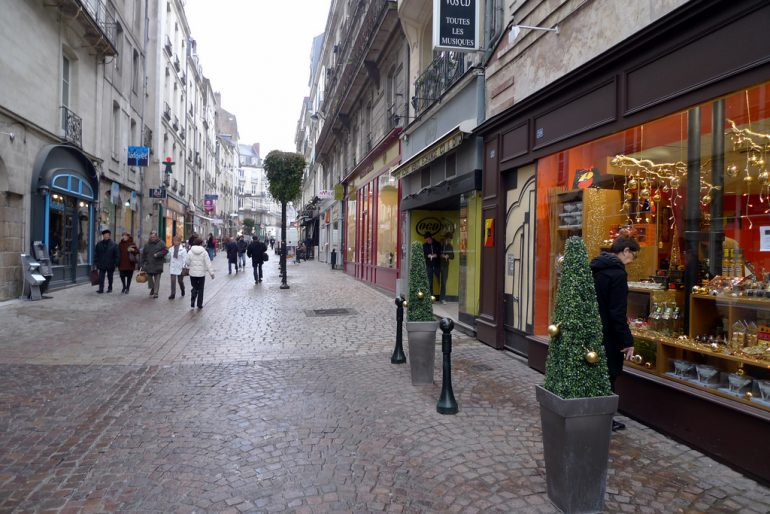 rue commercante